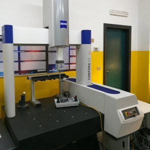 COORDINATE MEASURING MACHINES - CMM