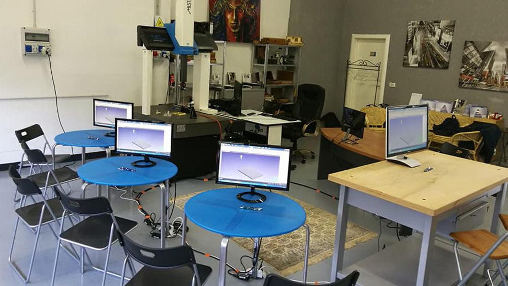 Corso Formazione Software CMM by Nikon