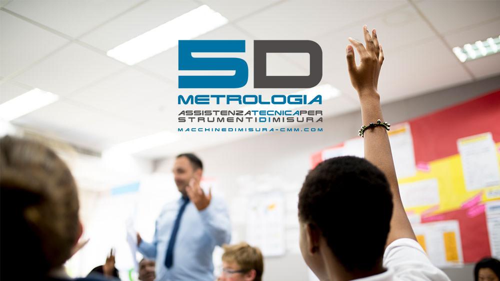 Corso Formazione 5D Metrologia